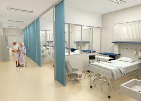 Vệ sinh trường học - bệnh viện